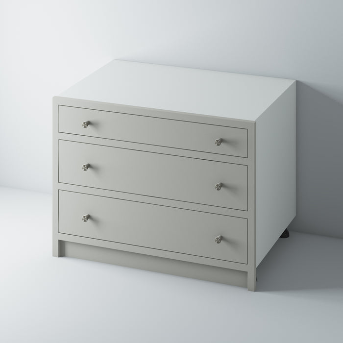 3 Drawer Base Cabinet 1200/WM