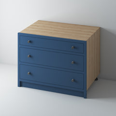 3 Drawer Base Cabinet 1200/OM