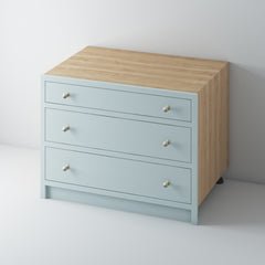 3 Drawer Base Cabinet 1200