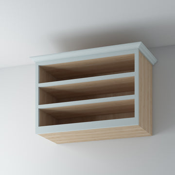 Open Shelf Wall Cabinet 1200