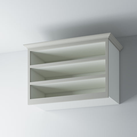 Open Shelf Wall Cabinet 1200/WM