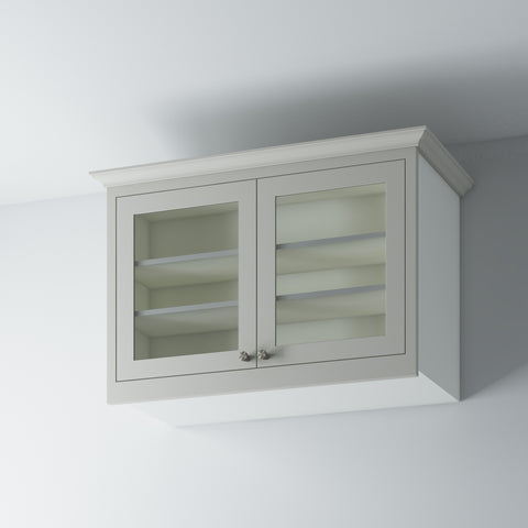 Glazed Wall Cabinet 1200/WM