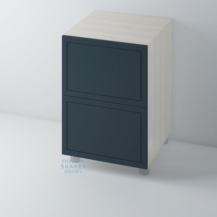 Painted Imitation Frame Kitchen Drawer for IKEA METOD