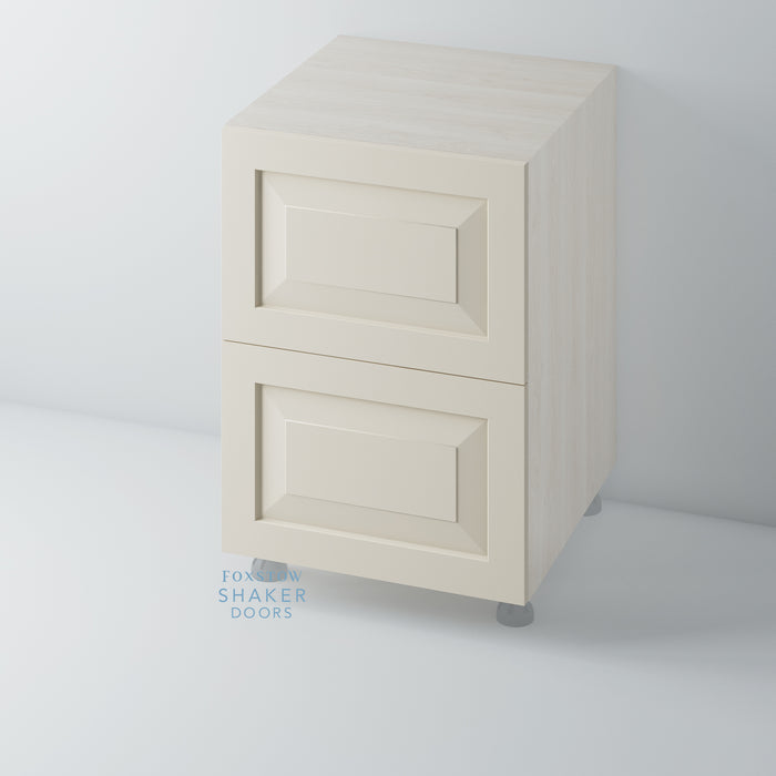 Painted Shaker Raised Panel Kitchen Drawer for IKEA METOD