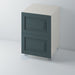 Painted Shaker Stepped Panel Kitchen Drawer for IKEA METOD