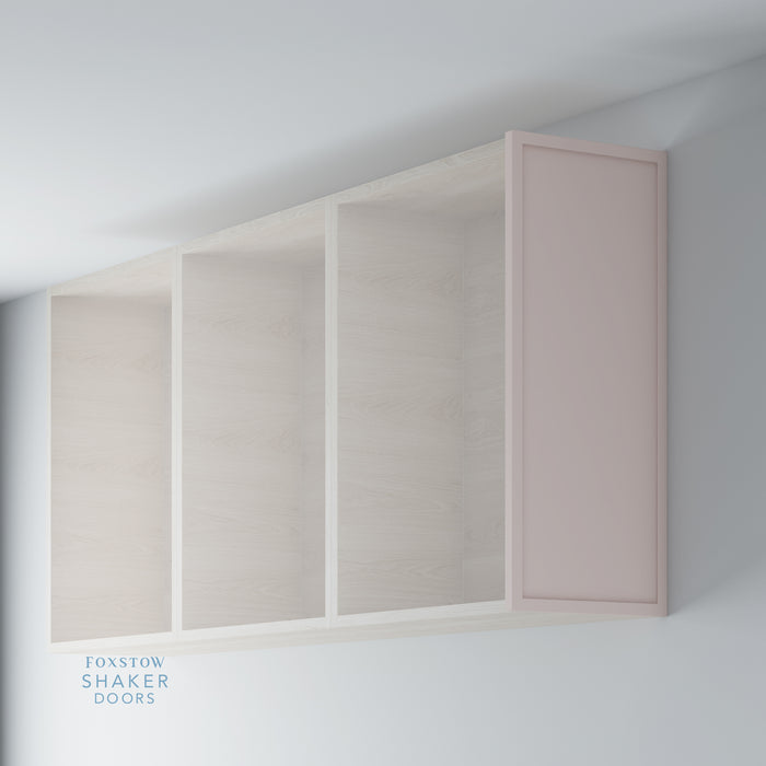 Painted Slimline Kitchen Wall End Panels for IKEA METOD