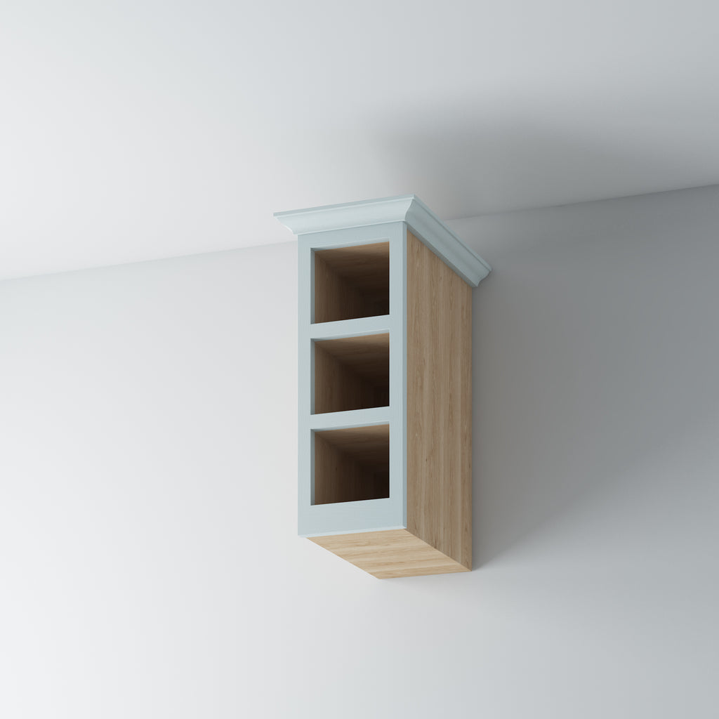 Open Shelf Wall Cabinet 300