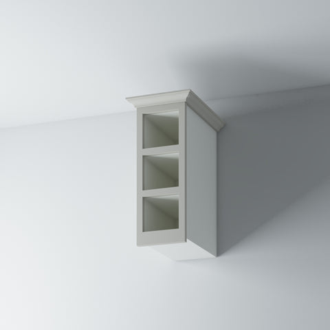 Open Shelf Wall Cabinet 300/WM
