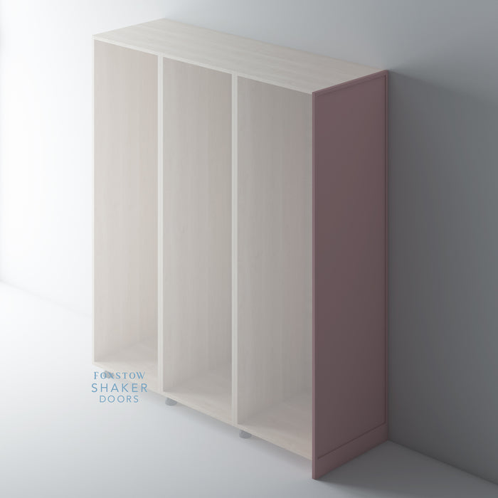 Painted Tall Slimline Kitchen End Panels for IKEA METOD