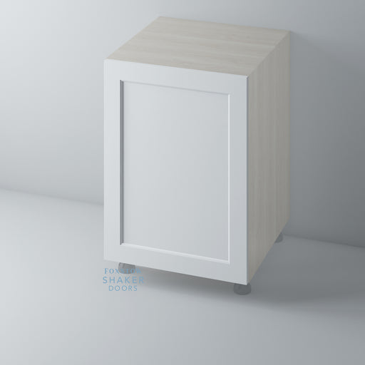 Primed Shaker Kitchen Door with Ovolo Moulding for IKEA METOD