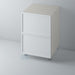 Primed Slimline Shaker Kitchen Drawer