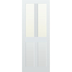 Glazed Solid Hardwood Doors