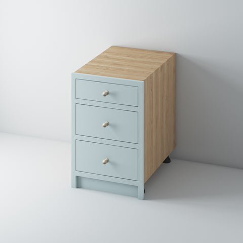 3 Drawer Base Cabinet 600