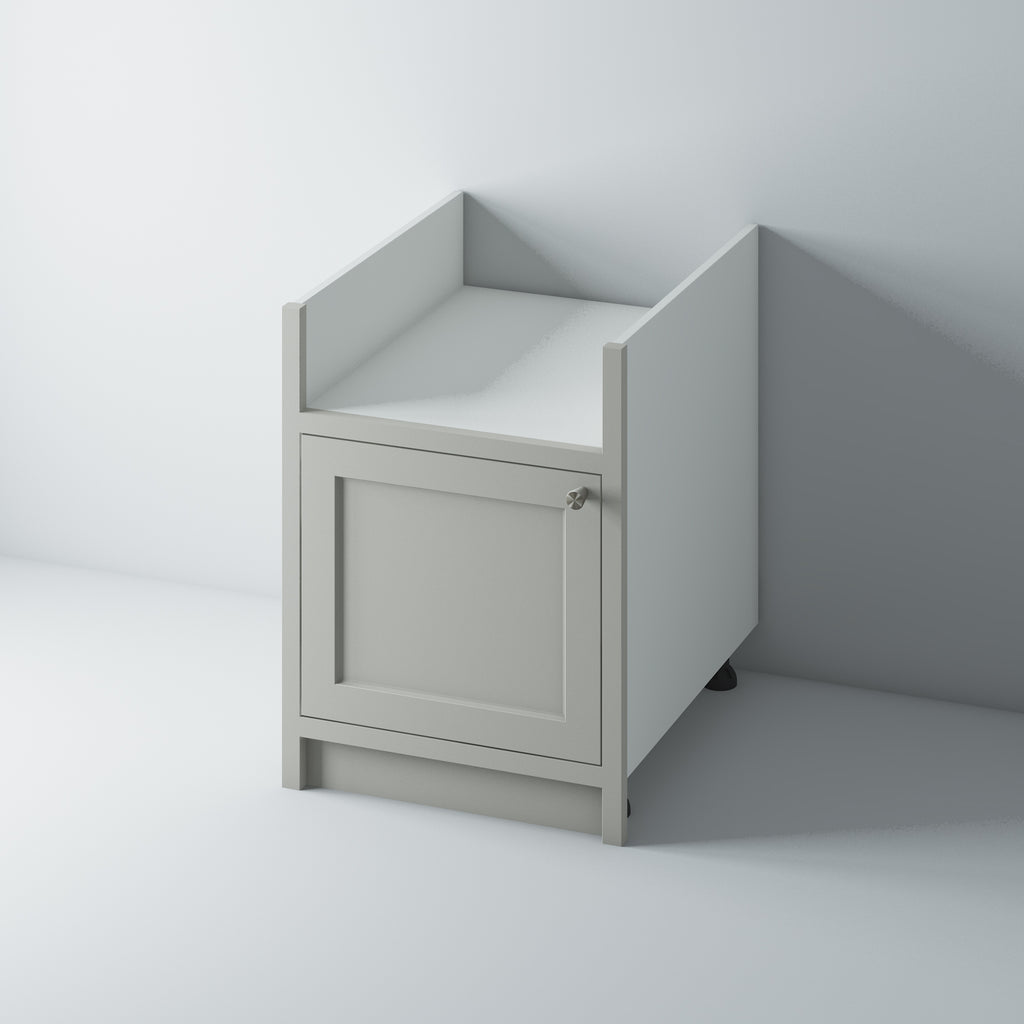 Belfast Sink Base Cabinet 600/WM