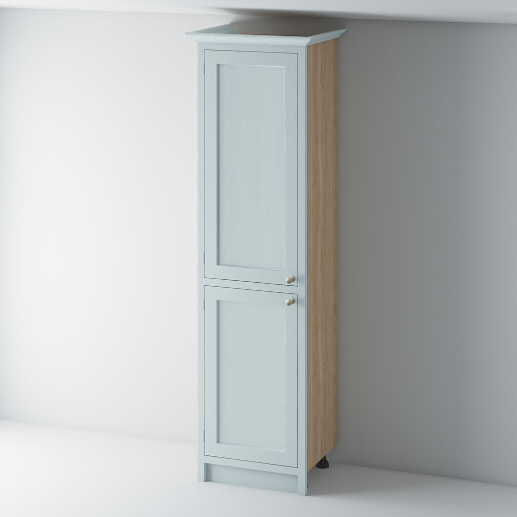 Full Height Larder Cabinet with 5 shelves 600