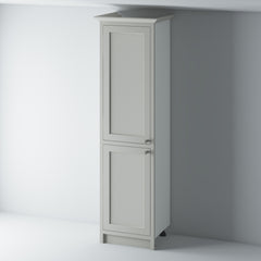 Full Height Larder Cabinet with 5 shelves 600 /WM