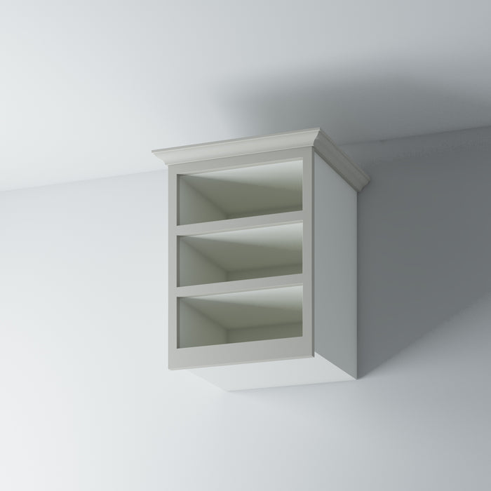 Open Shelf Wall Cabinet 600/WM