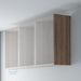 Walnut Veneer Flat Kitchen Wall End Panels for IKEA METOD