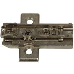 Cruciform Mounting Plate, 4 Point Fixing, Screw Fixing