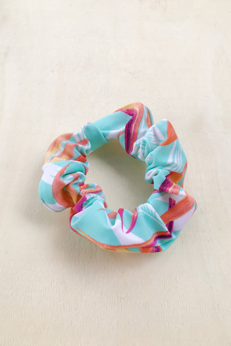 Bird Of Paradise Scrunchie