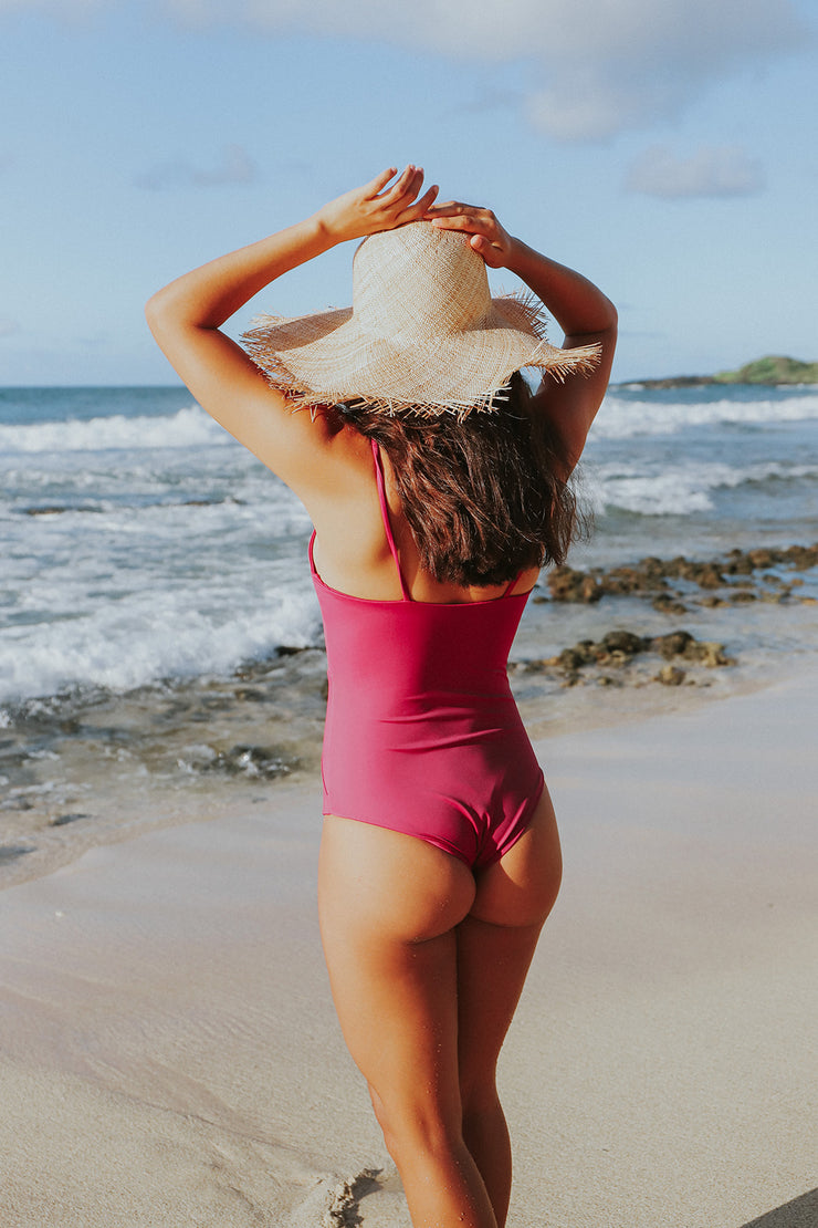 Berry Waiākea One Piece