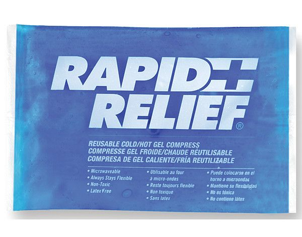 Rapid Relief Hot/Cold Packs
