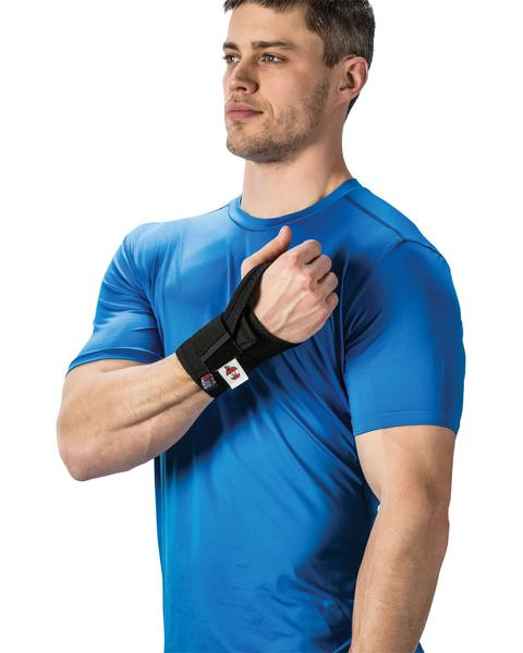 Core Elastic Wrist Support, Left X Large