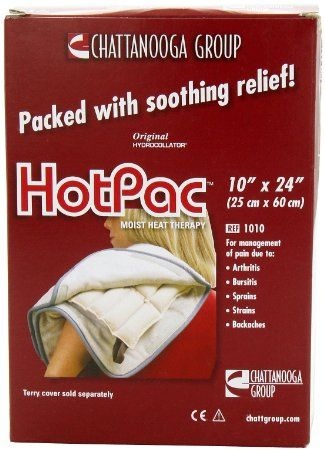 "Hydrocollator Moist Heat Hot Pac 10"" x 24"""