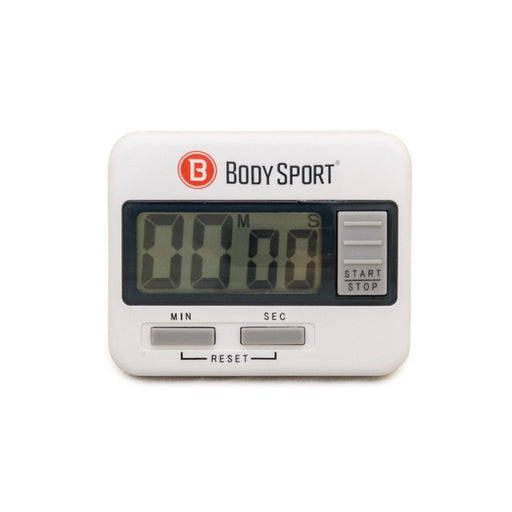 Body Sport Digital Timer W/ LCD Display