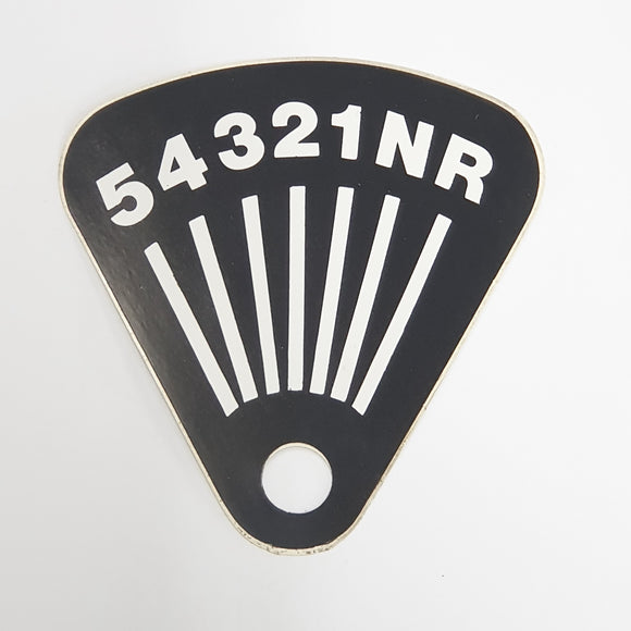 752007 DECAL - GEAR INDICATOR