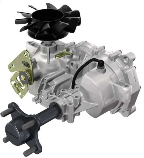 ZTS250 TRANSMISSION LH - SAVANNAH