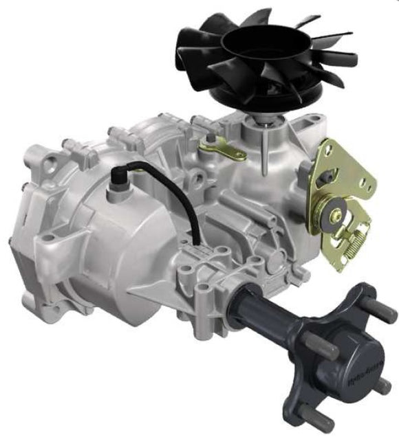 ZTS251 TRANSMISSION RH - SAVANNAH