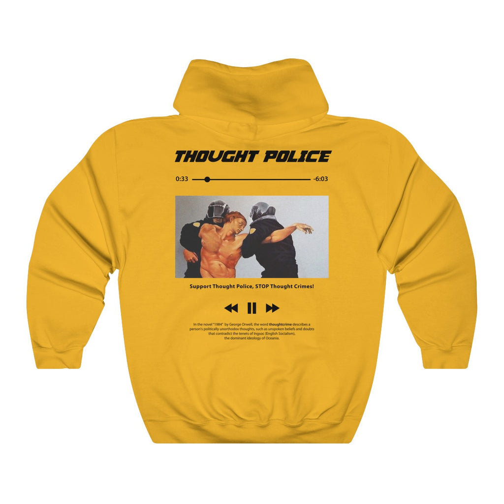 Thought Police Hoodie