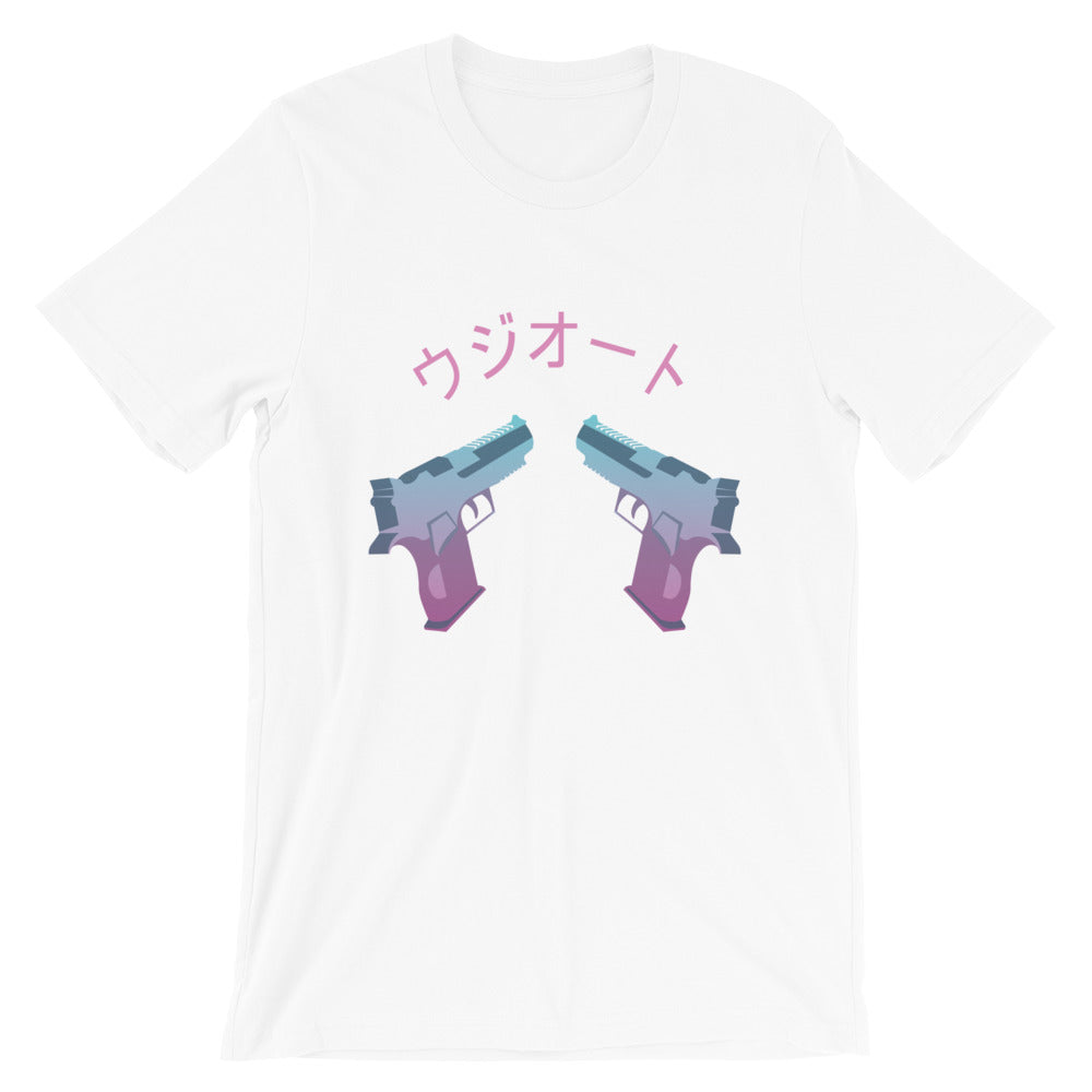 Double Handgun T-Shirt