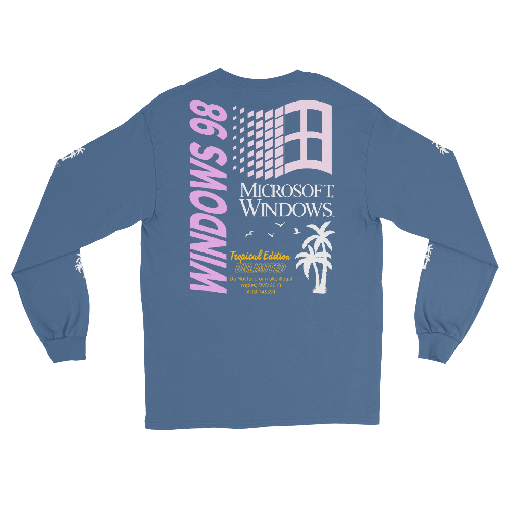 W98 Tropical Edition Long Sleeve Tee