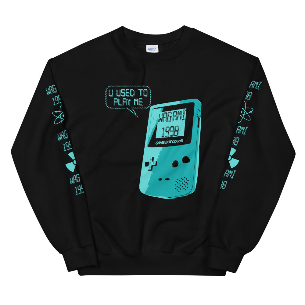 Play Me Sweatshirt