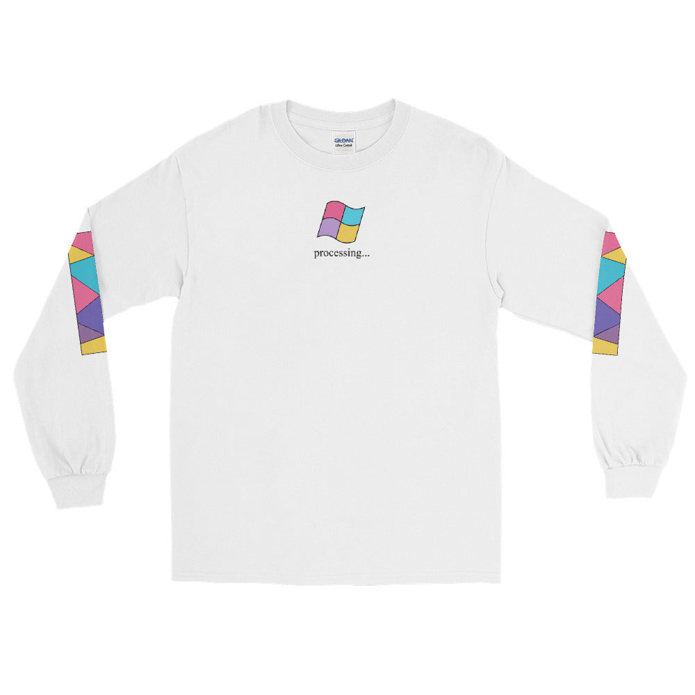 2000 Processing Long Sleeve Tee