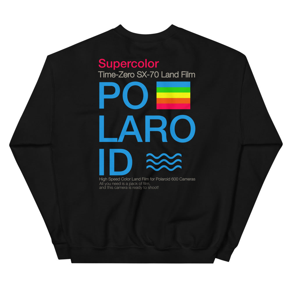 Retro Supercolor Sweatshirt