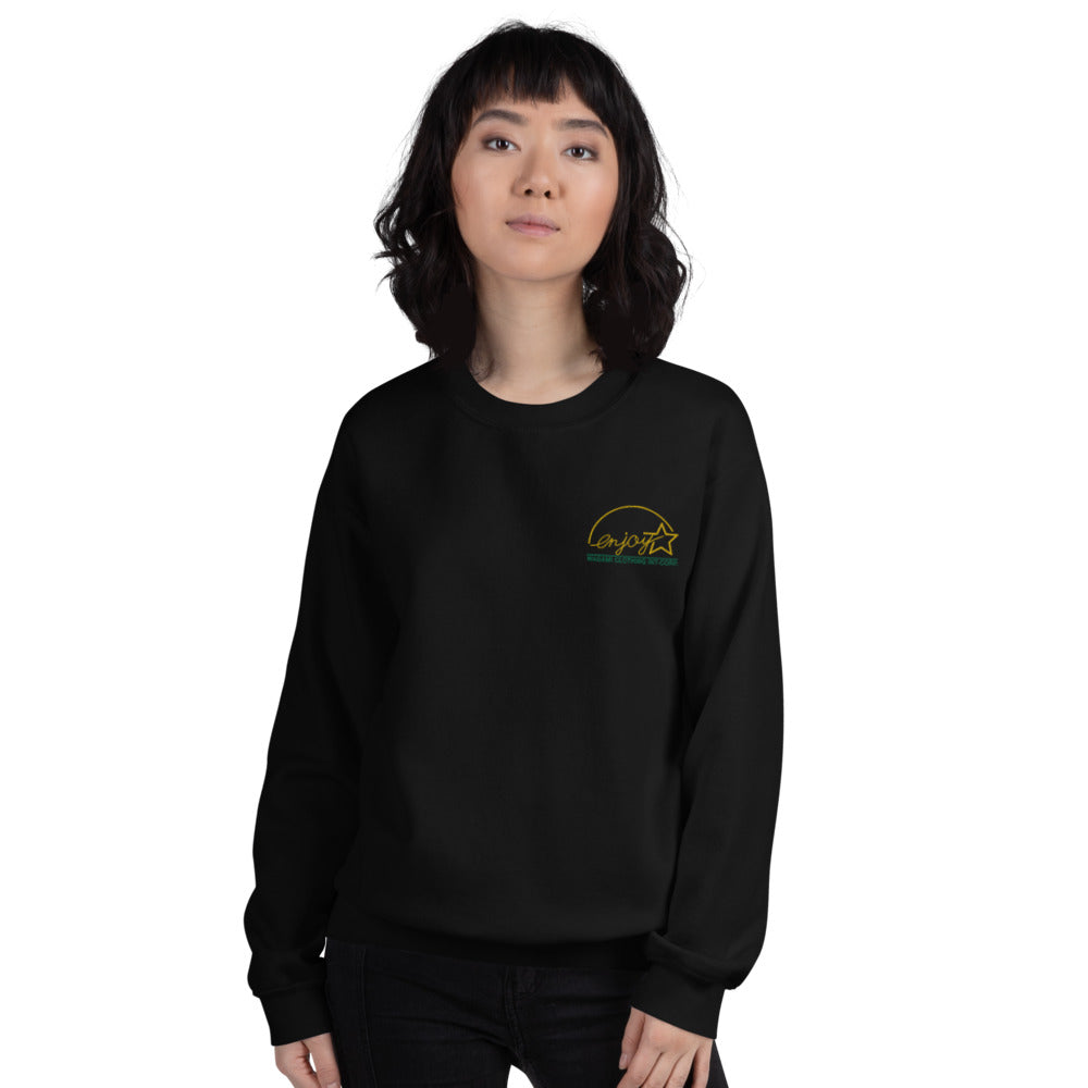 Embroidery WINDOWS STARTUP Sweatshirt