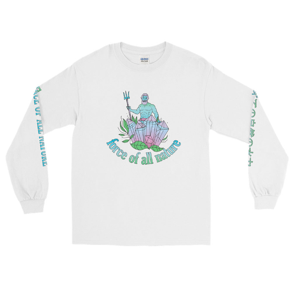 Force Of All Nature Long Sleeve Tee