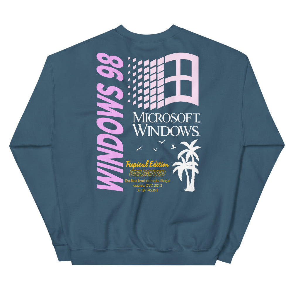 W98 Tropical Edition Sweatshirt