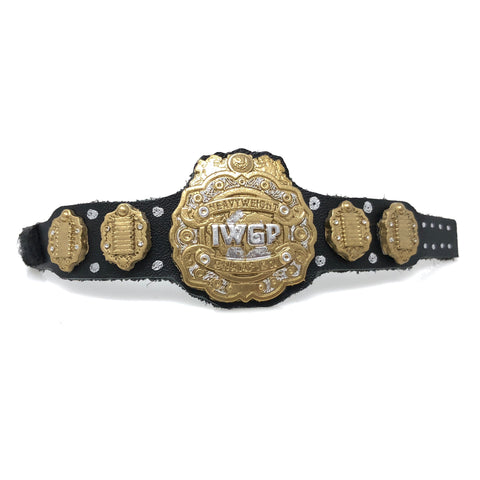 NJPW IWGP Heavyweight Championship Custom Belt - LIMITED STOCK REMAINING!