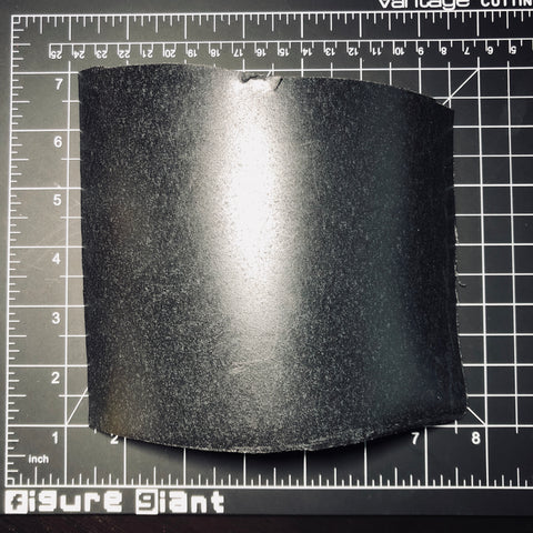 Black Worbla (5x7)