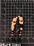 Ryback Arms (black gloves with R armband and elbow pad)