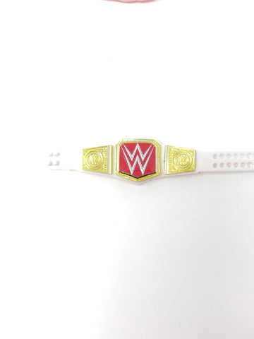 Women's Raw Championship Belt