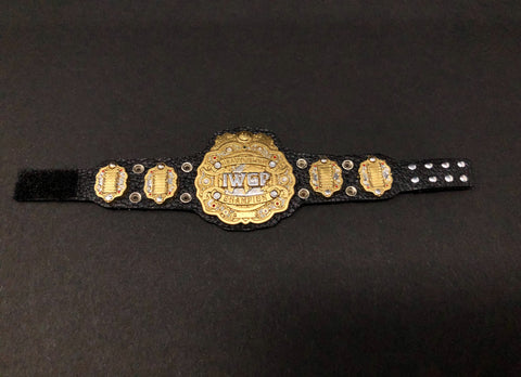 "NJPW IWGP Heavyweight Championship ""Deluxe"" edition  - IN STOCK"
