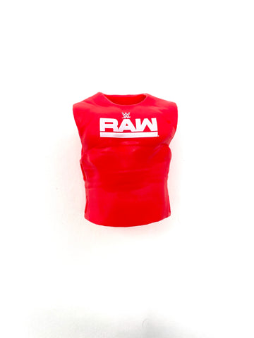 Raw Rubber Shirt (Red)