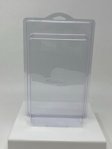 Resealable Clam Shell Display Case