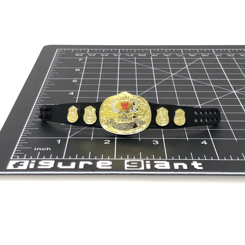 Heavyweight Champion Belt