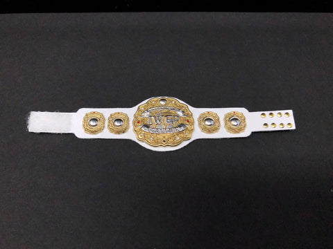IWGP Intercontinental Championship Custom Belt - SOLD OUT